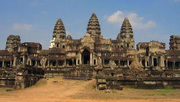 Камбоджа,Ангкор-Ват