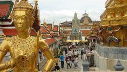 Тайланд, Храм Золотого Будды